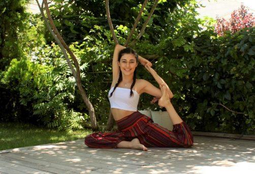 ELİF KARAÖZ ile 30+10 Saat Yin Yoga ve Anatomi Uzmanlaşma Programı